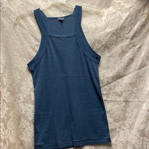 2(x)ist Racer Ribbed Tank like new